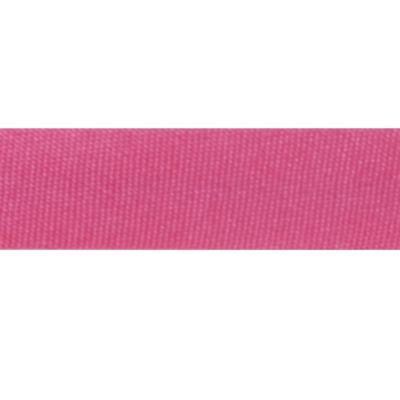 15mm Satin Bias Binding Dark Pink