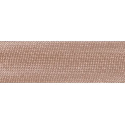 15mm Satin Bias Binding Tan