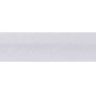 15mm Satin Bias Binding White