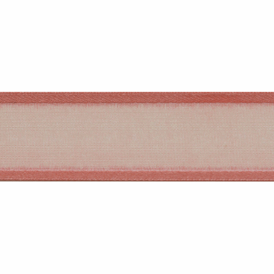 Berisfords Essentials Ribbon - Sheer Elegance - 25mm Wide - Rose Gold