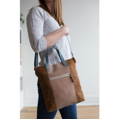 Redwood Tote - Noodlehead Pattern