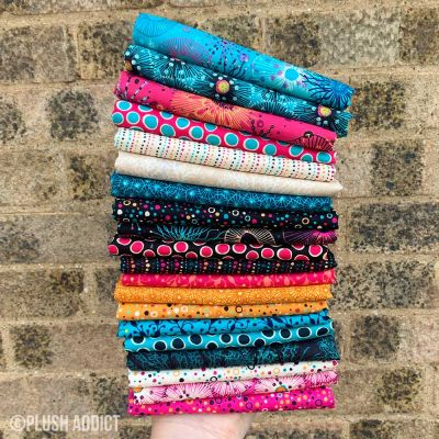 Andover - Reef Fat Quarter Bundle - 18 Fabrics