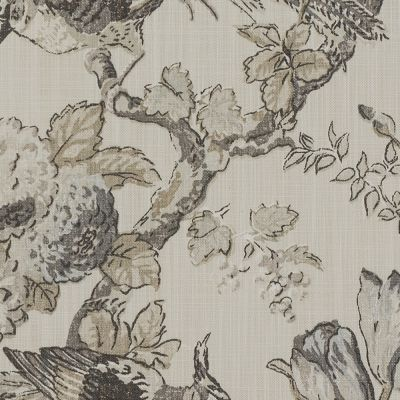 Porter & Stone - Renaissance - Dove - Curtain Fabric