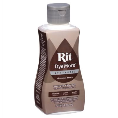 Rit DyeMore Liquid Fabric Dye - Chocolate Brown