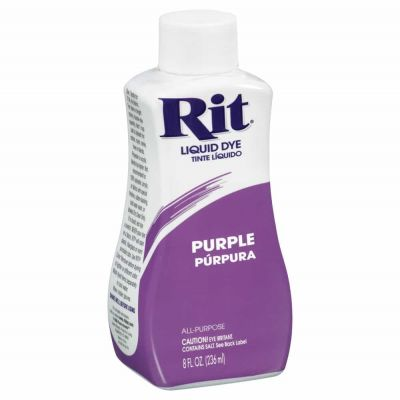 Rit Liquid Fabric Dye Purple 236ml
