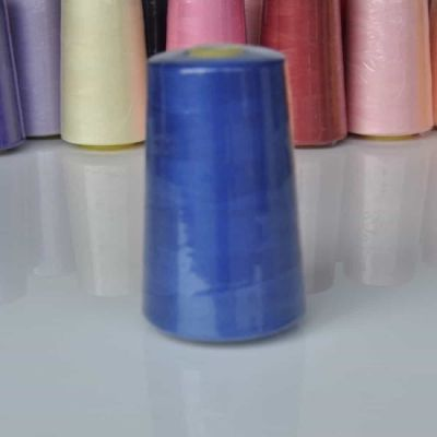 Royal Blue Overlocker Thread
