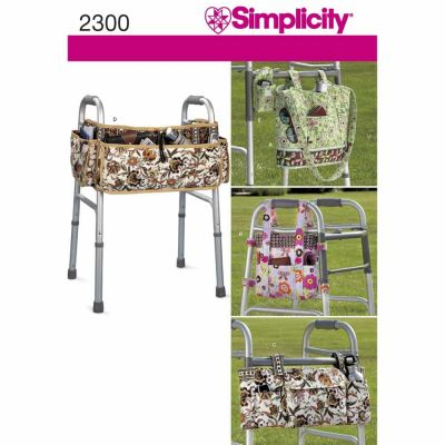 Simplicity Sewing Pattern 2300 Bags