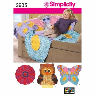 Simplicity Sewing Pattern 2935 Crafts