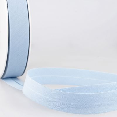 Stephanoise Plain Bias Binding - 50mm Wide - Cloud