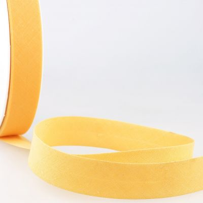 Stephanoise Plain Bias Binding - 20mm Wide - Mango