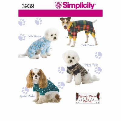 Simplicity Sewing Pattern 3939 Crafts