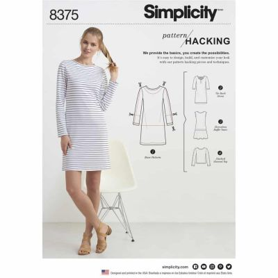Simplicity Sewing Pattern 8375 Simplicity Pattern 8375 Women