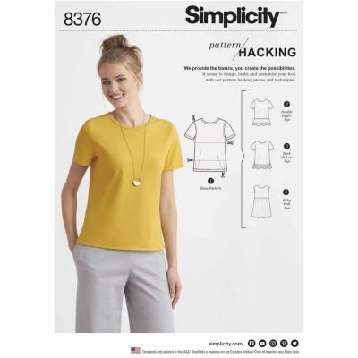 Simplicity Sewing Pattern 8376 Simplicity Pattern 8376 Women