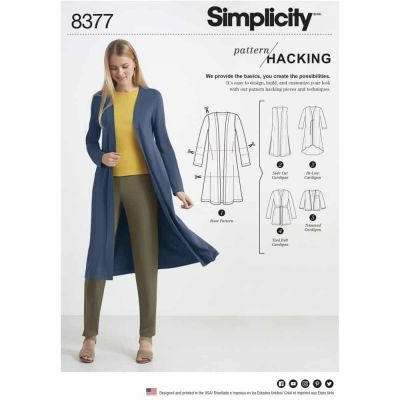 Simplicity Sewing Pattern 8377 Simplicity Pattern 8377 Women
