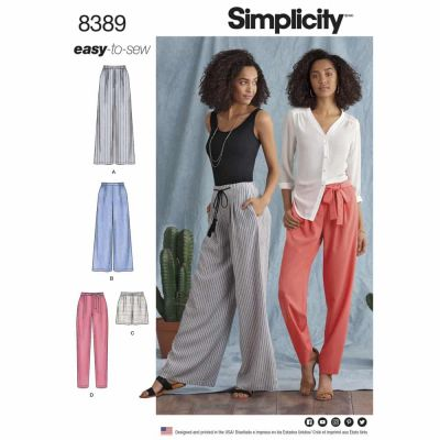Simplicity Sewing Pattern 8389 Simplicity Pattern 8389 Women