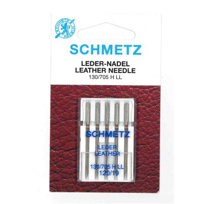 Schmetz Jeans Machine Needles Size 80/12 5 Piece Card