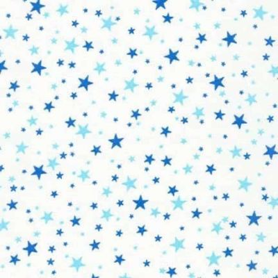 Sevenberry - Petite Classics - Blue Stars On White