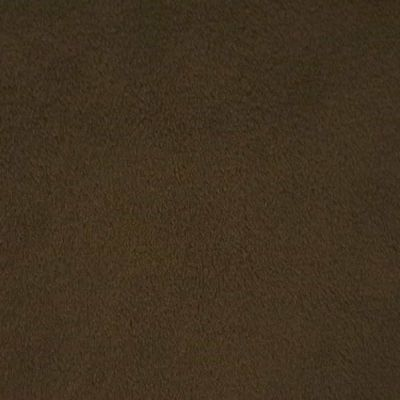 Remnant - Shannon Fabrics - Smooth Cuddle 3 Plush Fabric - Brown - 85 x 150cm - Bolt End