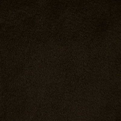 Remnant -Shannon - Smooth Plush Fabric - Chocolate - 69 x 150cm - Bolt End