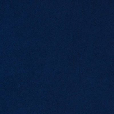 Remnant - Shannon Fabrics - Smooth Cuddle 3 Plush Fabric - Midnight Blue - 54 x 150cm - Bolt End