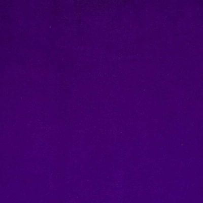 Remnant -Shannon - Smooth Plush Fabric - Purple - 70 x 150cm - Bolt End