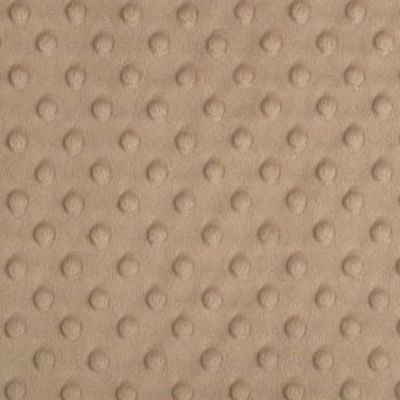 Shannon Fabrics - Cuddle Dimple Plush Fabric - Camel
