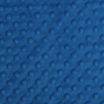 Shannon Fabrics - Cuddle Dimple Plush Fabric - Electric Blue