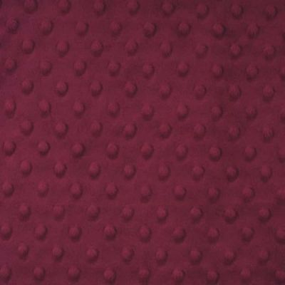 Shannon Fabrics - Cuddle Dimple Plush Fabric - Grape
