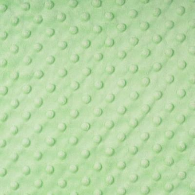 Shannon Fabrics - Cuddle Dimple Plush Fabric - Lime