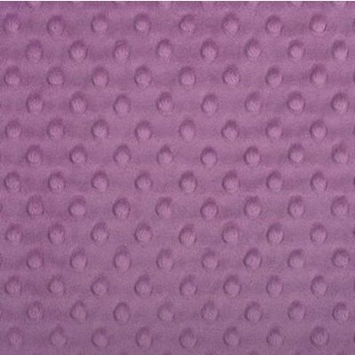 Shannon Fabrics - Cuddle Dimple Plush Fabric - Mauve