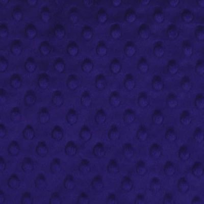 Shannon Fabrics - Cuddle Dimple Plush Fabric - Purple