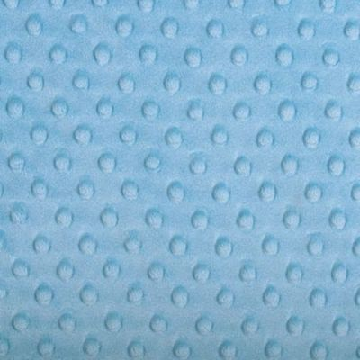 Shannon Fabrics - Cuddle Dimple Plush Fabric - Sky Blue