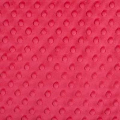 Shannon Fabrics - Cuddle Dimple Plush Fabric - Watermelon