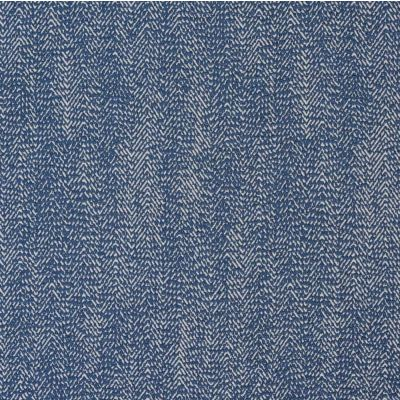 Shelley - Blue - Curtain Fabric