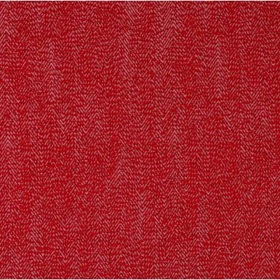 Shelley - Rosso - Curtain Fabric