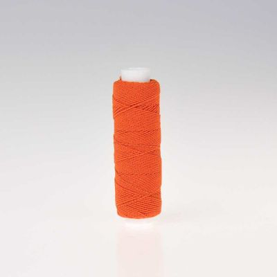 Orange Shirring Elastic 20m
