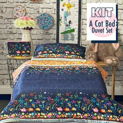 Silk Roads - Toddler Duvet Kit