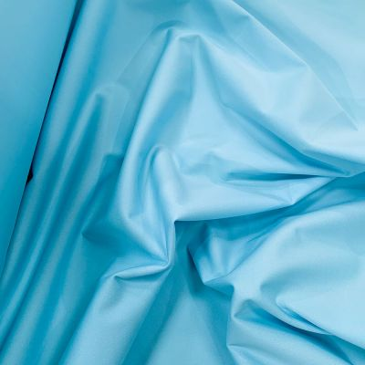 Plush Addict Sky Blue PUL Fabric (Polyurethane Laminate fabric) - Waterproof Breathable Fabric