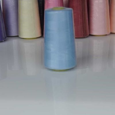 Sky Blue Overlocker Thread