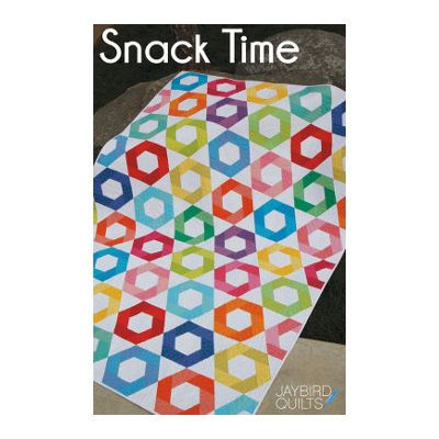 Jaybird Quilt Patterns - Snack Time Quilt Pattern