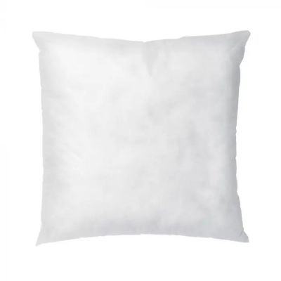 Square Cushion Pads - White