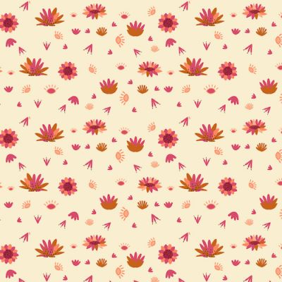 Dashwood Serengeti Cream, Flower Cut Length