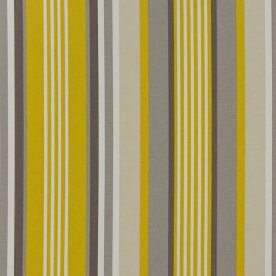 Top Stripe - Ochre - Curtain Fabric