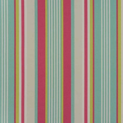 Top Stripe - Pink - Curtain Fabric