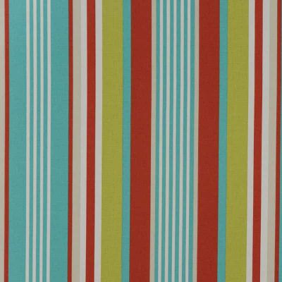 Top Stripe - Spice - Curtain Fabric