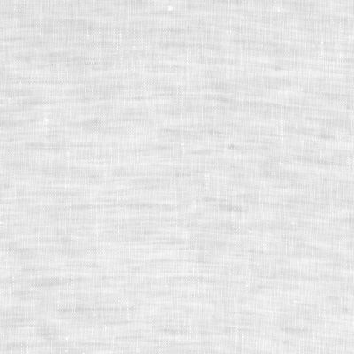 100% Linen Fabric - Plain - Sterling