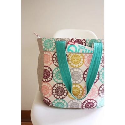 Super Tote - Noodlehead Pattern