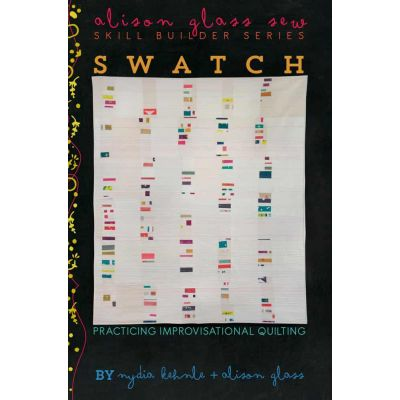 Alison Glass Quilt Patterns -  Swatch Quilt Pattern