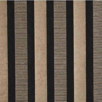 Porter & Stone - Taipei 2 - Black - Curtain Fabric