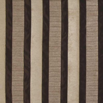 Porter & Stone - Taipei 2 - Chocolate - Curtain Fabric